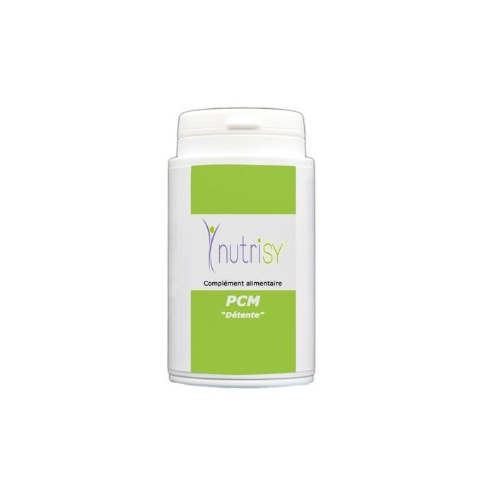 Gélules Nutrisy PCM